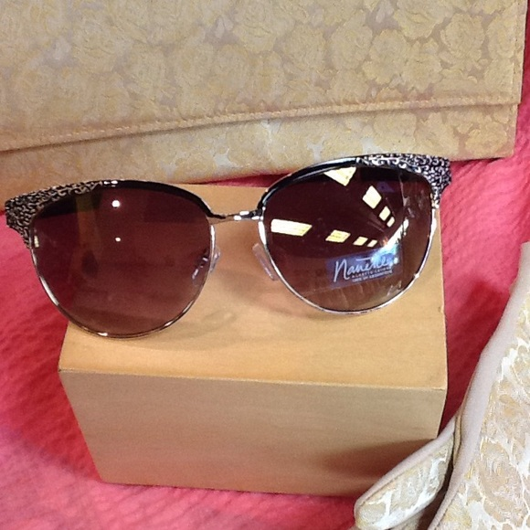 95cf21c29d Nanette Lepore Sunglasses NWT