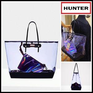 Hunter Handbags - HUNTER ORIGINAL Large Clear Tote
