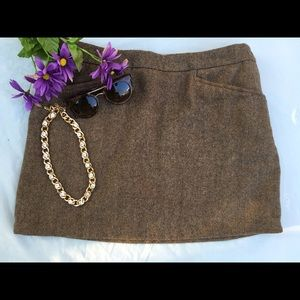 GAP Dresses & Skirts - 🎉SALE🎈Gap tweed mini skirt 12