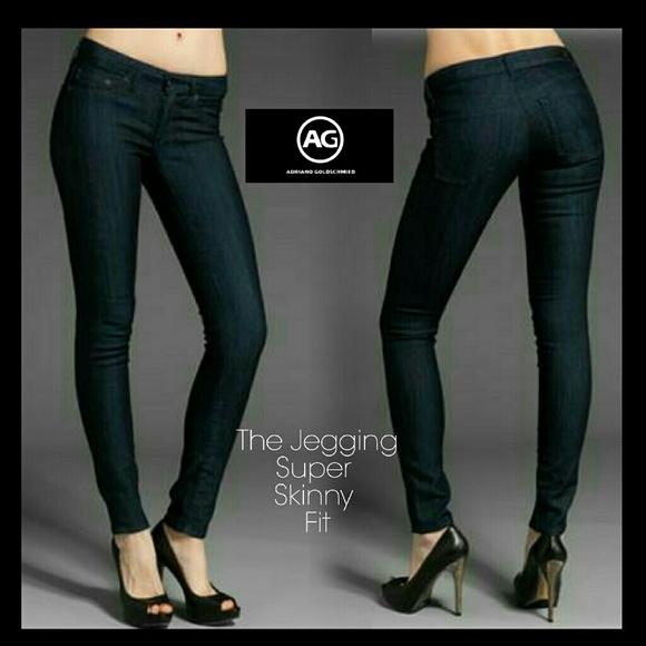 bcedbd58df64f AG Adriano Goldschmied Denim - AG Jeans 'Jegging Super Skinny' stretch