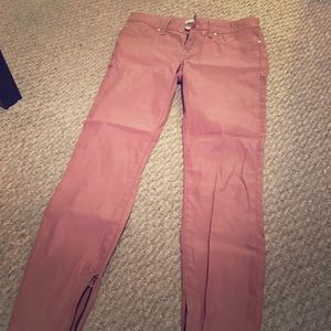 Joie Skinny Ankle Jeans