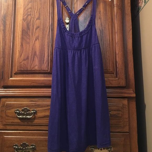 Aeropostale Dresses & Skirts - Aeropostale summer beaded dress
