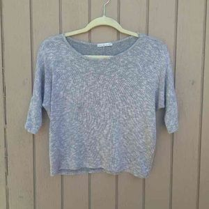 Equipe Tops - Knit Nude/Cream Top