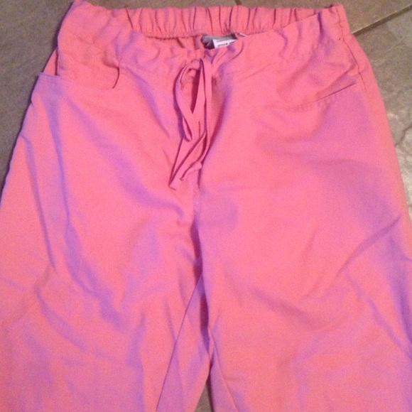 60% off Greys anatomy Pants - SALE!! Pink salmon grey ...