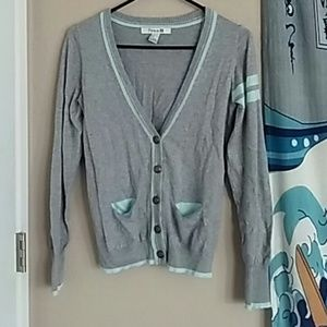Cute Boyfriend Cardigan
