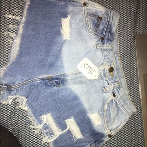HOMEMADE VINTAGE JEANS