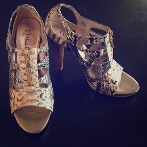 Nicole Miller High Heel Sandals