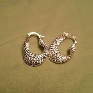 Jewelry - Sterling silver earrings 925