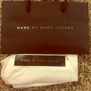 Marc by Marc Jacobs Jewelry - Marc by Marc Jacobs wishbone necklace