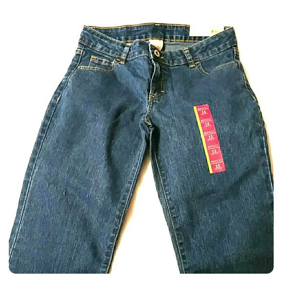 Faded Glory Denim - Jeans Boot cut Leg Opening