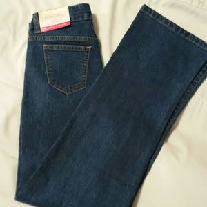 Faded Glory Jeans - Jeans Boot cut Leg Opening