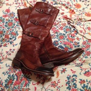 Vance camuto tall boots
