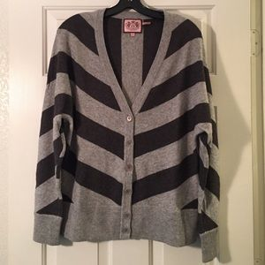 Juicy Couture Sweaters - Juicy Couture Button Front Cardigan.