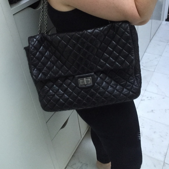 f3d6a6ff487285 CHANEL Bags | Large Classic 255 Reissue Xtra Pics | Poshmark