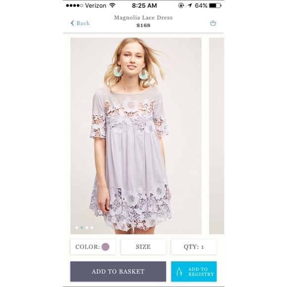84e60414fac14 Dresses | Magnolia Lace Dress By Holding Horses Size 4 | Poshmark