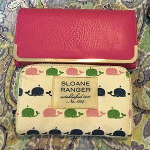 2 cute wallets