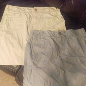 Old Navy size 8 skirts
