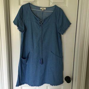 Boutique chambray dress