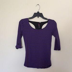 ⚡CLOSET SALE⚡️NWOT Striped Shirt