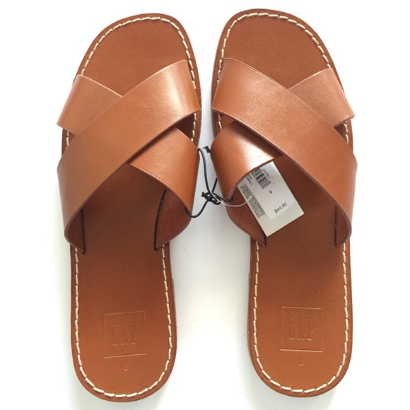 70caecb7d GAP Brown Sandals