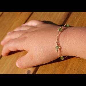Jewelry - Swarovski Crystal bracelet for baby and child