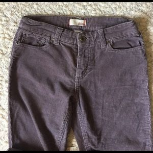 Urban Outfitters Pants - BDG corduroy purple-ish gray🍃🍁🍂FALL SALE🍂🍁🍃