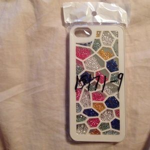 Other - iPhone 5/5s Glitter Case