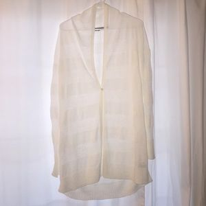 360 Sweater Sweaters - Like new! Sheer coverup or cardigan