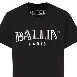 Women's printed cotton T-shirt