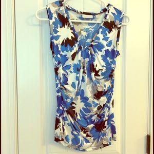 NY & Co Sleeveless dress top XS