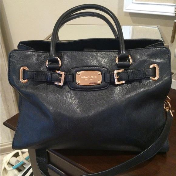 Michael Kors Bags | Hamilton Bag W Rose Gold