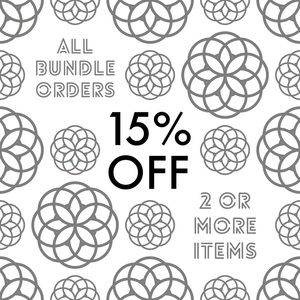 Candymuse Other - 15% OFF Bundles 2+ items ⚫⚪