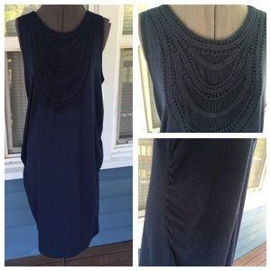 Liz Lange for Target Dresses & Skirts - NWT🚨LIZ LANGE MATERNITY Navy Blue Dress