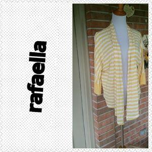 Rafaella Tops - Rafaella 3/4 length sleeves Carnigan
