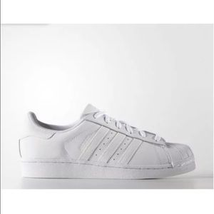 adidas superstar scarpe bianco ci poshmark 75 uk 55