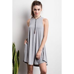 likeNarly Dresses & Skirts - •BUY2/1FREE• Lets Play Crew Neck Swing Dress