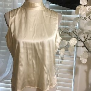 Kate Hill Tops - KATE HILL SILK TOP