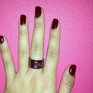 Black Luv AJ Ring