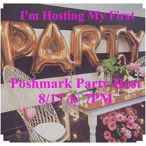 Dresses & Skirts - First time Party Host!!! 8/17 @7pm.