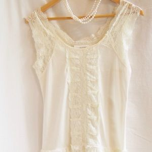 Alythea Tops - Lacy top/Tunic