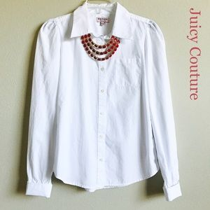 NWOT Juicy Couture Shirt