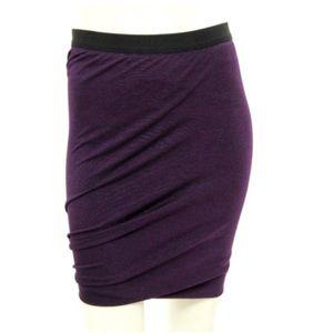 T by Alexander Wang Dresses & Skirts - T Alexander Wang Purple Bubble Skirt