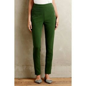 Anthropologie Pants - NWT Anthropologie High Rise Charlie Trousers Sz 0