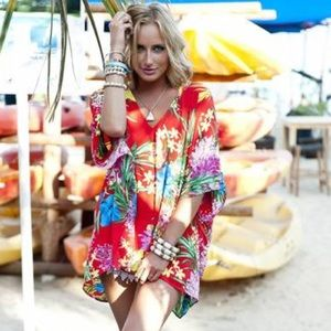 80f5233f85f5 Show Me Your MuMu Tops | Peta Tunic Tropical Tango Mae Mu Pineapple ...