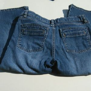 Old Navy short blue jeans