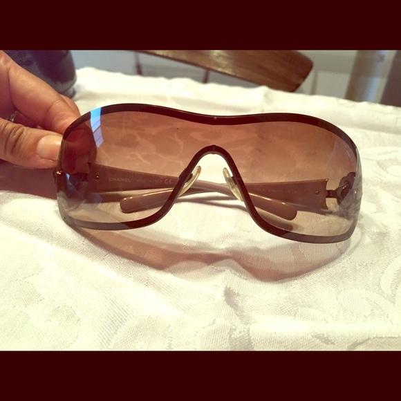 29822e2581 CHANEL Accessories - Chanel Sunglasses w  crystals