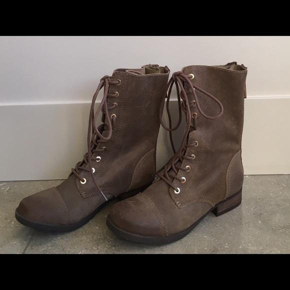 7ffac04199 ALDO Shoes | Womens Brooklyn Combat Boot | Poshmark