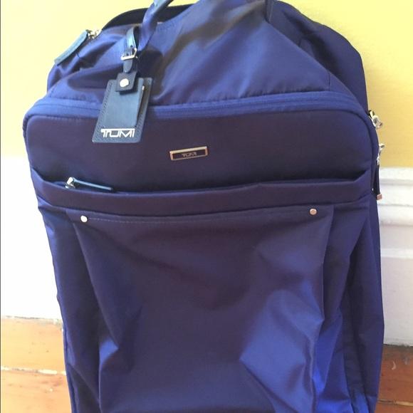 0df2f790c86e Brand new Tumi rolling luggage!