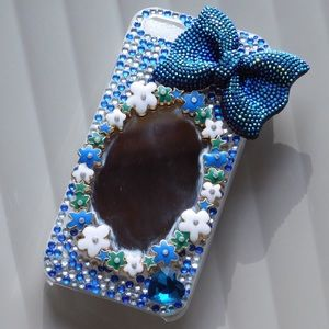 Other - Blue Mirror iPhone 5/5s case