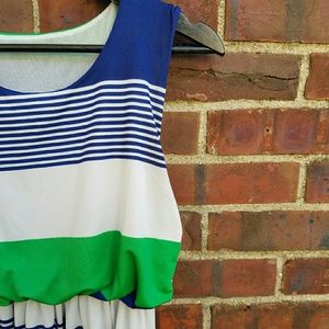 Dresses & Skirts - MUST GO****Stripe Dress